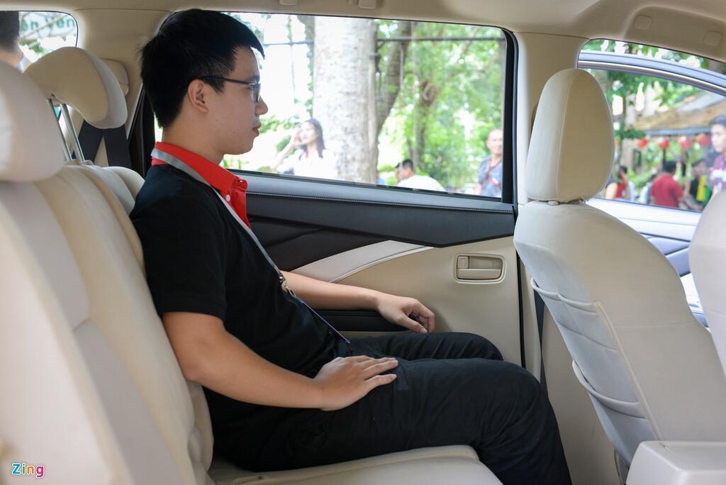 Danh gia nhanh Mitsubishi Xpander - dong co 1.5L yeu hay khong? hinh anh 6