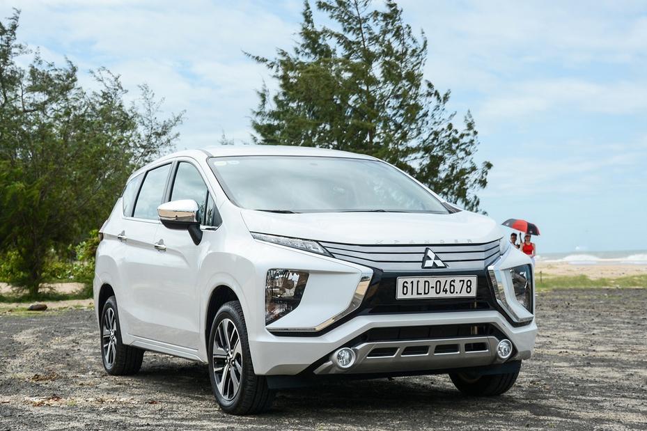 Danh gia nhanh Mitsubishi Xpander - dong co 1.5L yeu hay khong? hinh anh 7