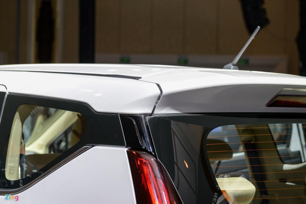 Danh gia nhanh Mitsubishi Xpander - dong co 1.5L yeu hay khong? hinh anh 8