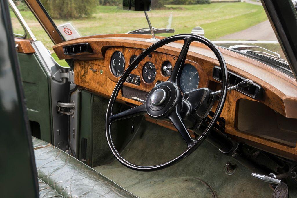 Động cơ Bentley V8 chính thức kỉ niệm năm thứ 60