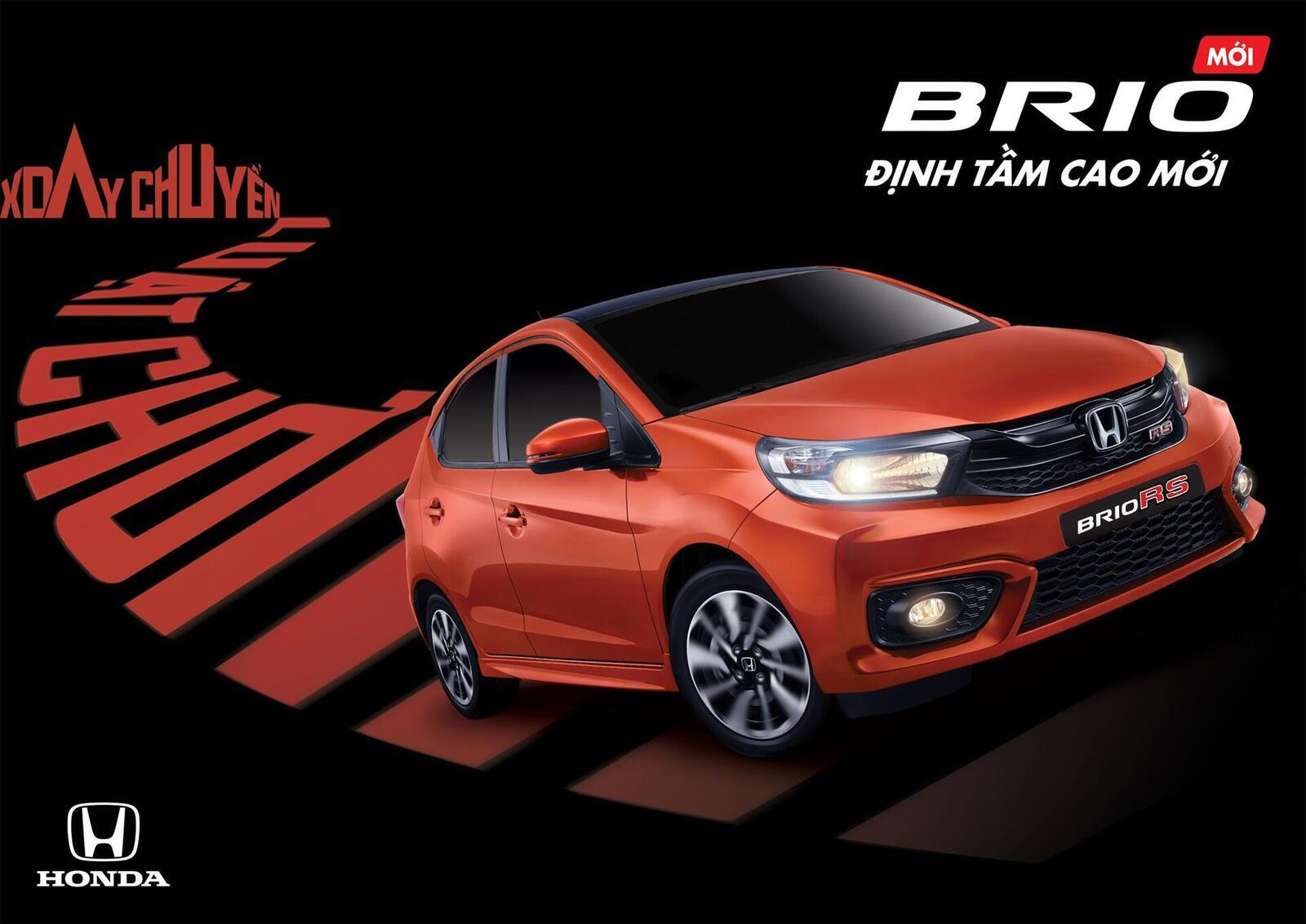 Dự đoán 3 phiên bản Honda Brio sắp ra mắt vào ngày 18.06 sắp tới - Hình 2