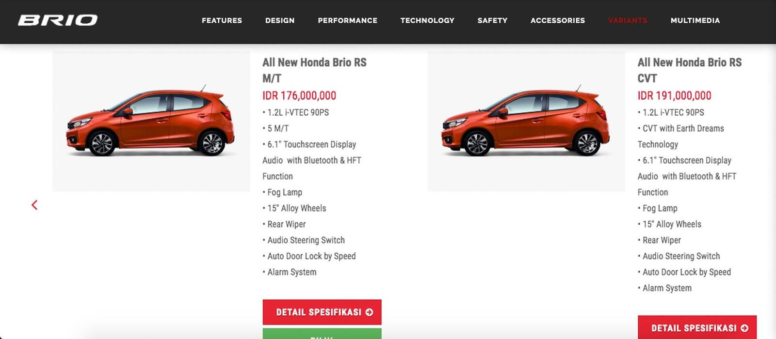 Dự đoán 3 phiên bản Honda Brio sắp ra mắt vào ngày 18.06 sắp tới - Hình 4