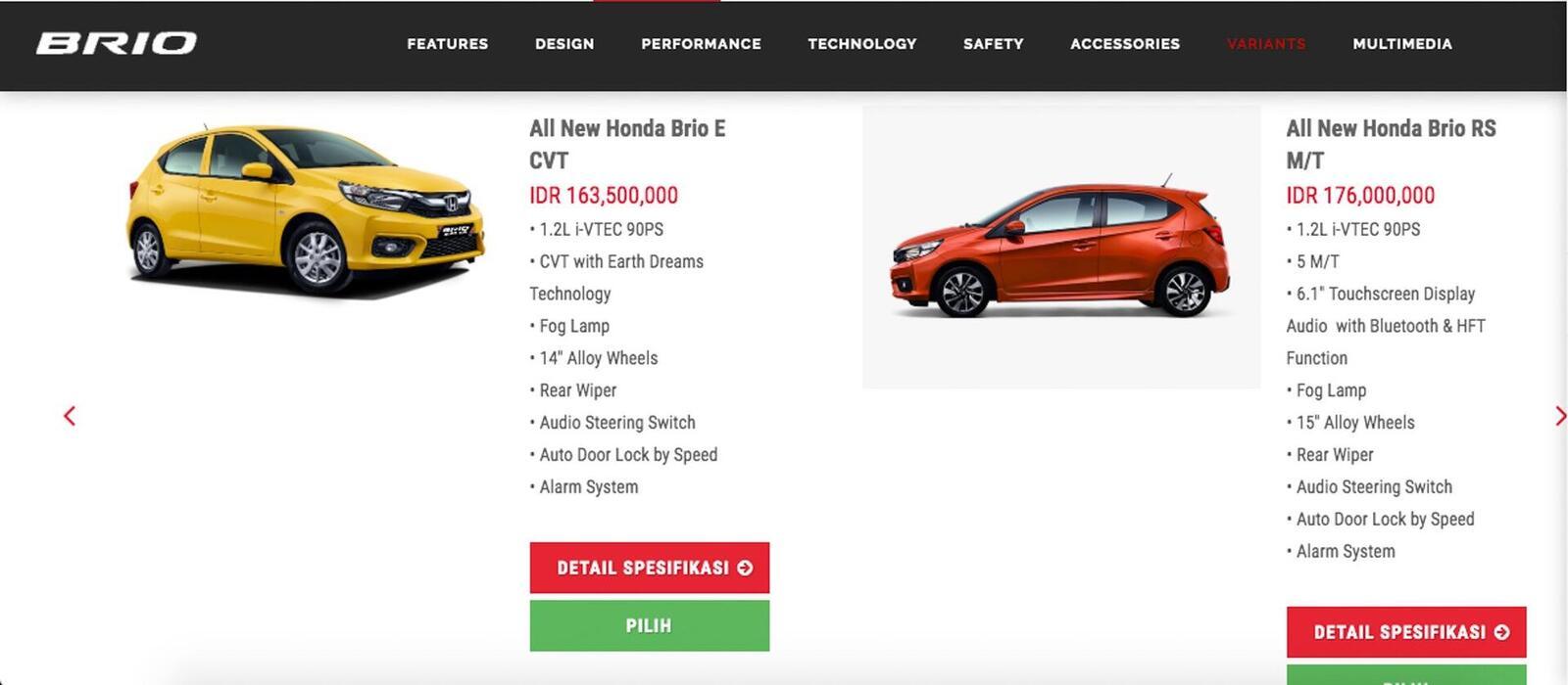 Dự đoán 3 phiên bản Honda Brio sắp ra mắt vào ngày 18.06 sắp tới - Hình 5
