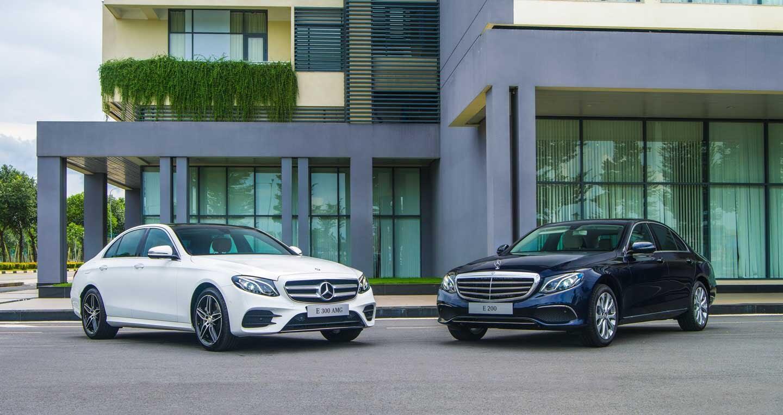 """E-Class: """"chìa khoá"""" giúp Mercedes-Benz bứt phá tại Việt Nam và trên toàn cầu - Hình 1"""