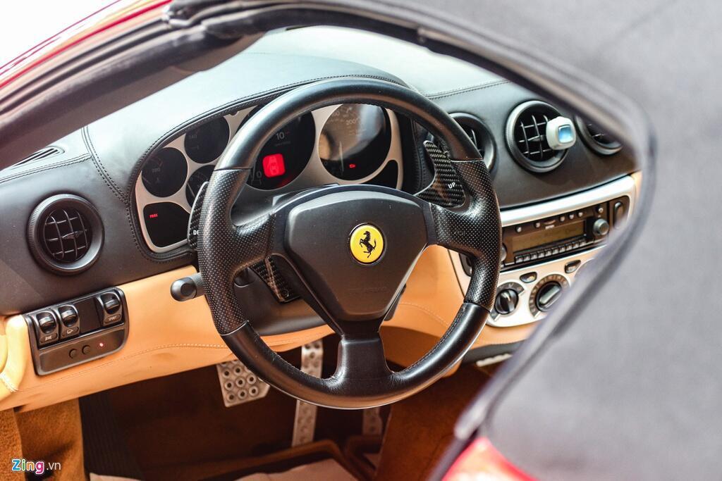 Ferrari 360 Spider tung cua ong Dang Le Nguyen Vu tai xuat tai TP.HCM hinh anh 10 Ferrari_360_Spider_zing_4_.jpg