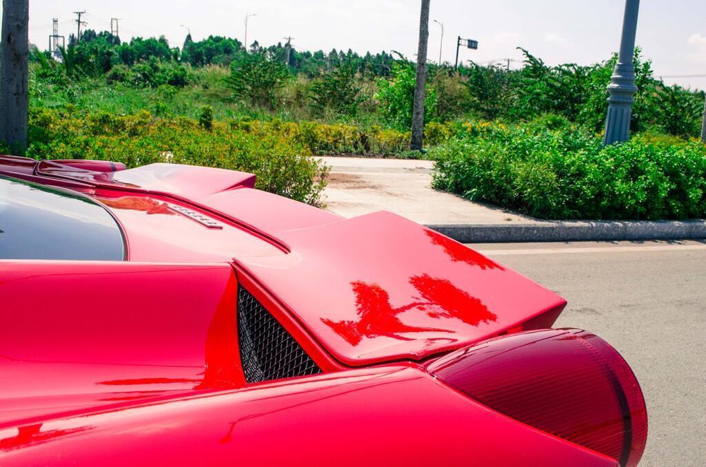 Ferrari 458 Italia độ bodykit Misha đầu tiên tại Việt Nam - Hình 3