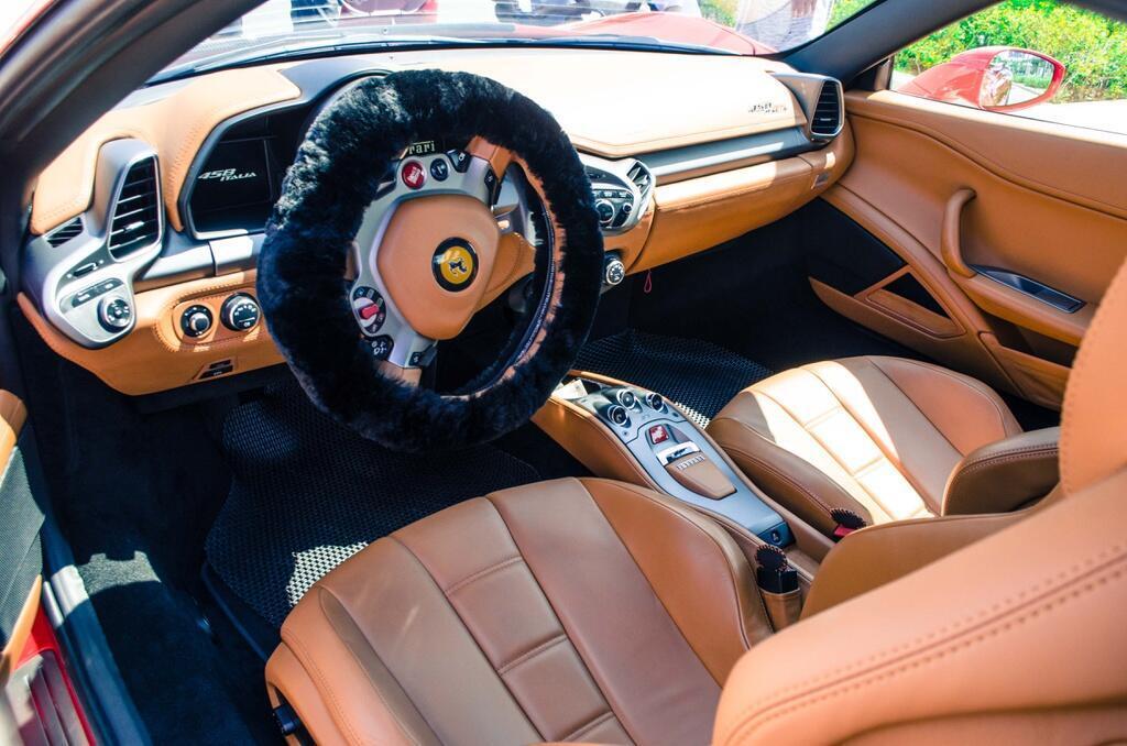 Ferrari 458 Italia độ bodykit Misha đầu tiên tại Việt Nam - Hình 5