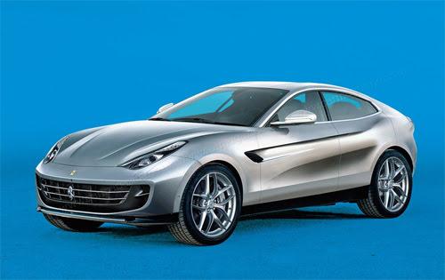 Ferrari có thể trình làng xe SUV vào 2021 - Hình 1
