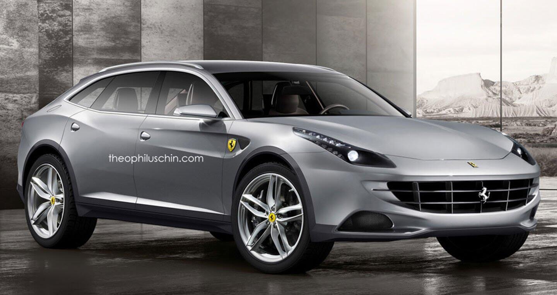 Ferrari lấn sân sang phân khúc crossover - Hình 1