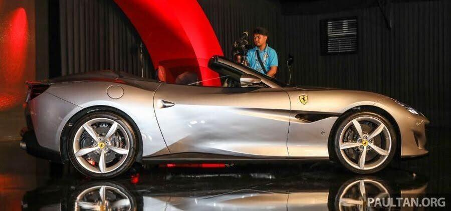 Ferrari Portofino chính thức được bán tại Malaysia với giá chỉ 5,46 tỷ VNĐ - Hình 1