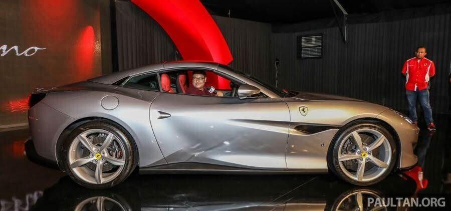 Ferrari Portofino chính thức được bán tại Malaysia với giá chỉ 5,46 tỷ VNĐ - Hình 2