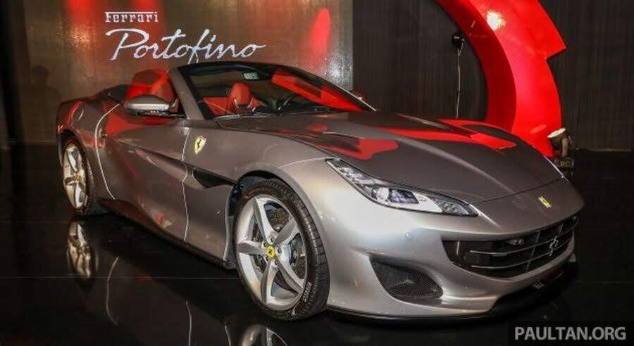 Ferrari Portofino chính thức được bán tại Malaysia với giá chỉ 5,46 tỷ VNĐ - Hình 3