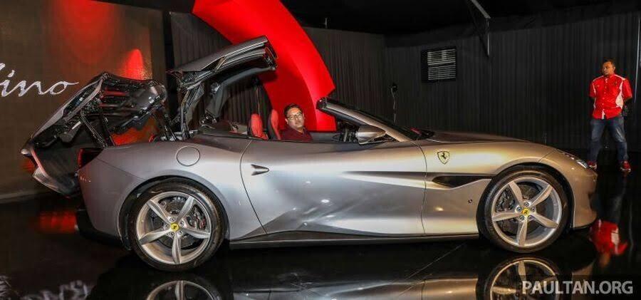 Ferrari Portofino chính thức được bán tại Malaysia với giá chỉ 5,46 tỷ VNĐ - Hình 5