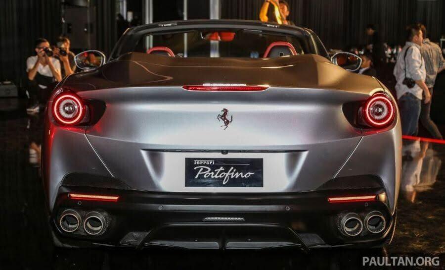 Ferrari Portofino chính thức được bán tại Malaysia với giá chỉ 5,46 tỷ VNĐ - Hình 6