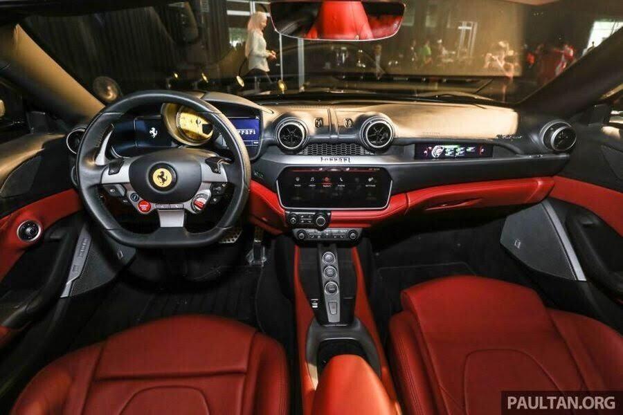 Ferrari Portofino chính thức được bán tại Malaysia với giá chỉ 5,46 tỷ VNĐ - Hình 10