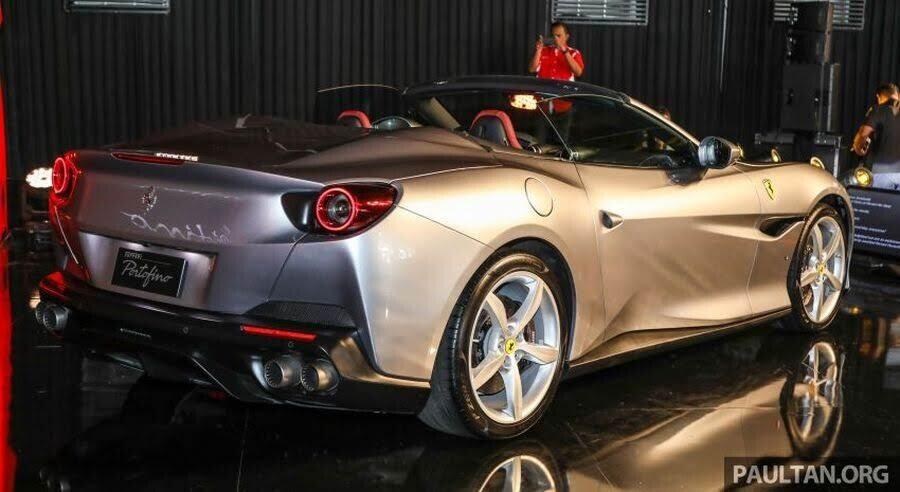 Ferrari Portofino chính thức được bán tại Malaysia với giá chỉ 5,46 tỷ VNĐ - Hình 11