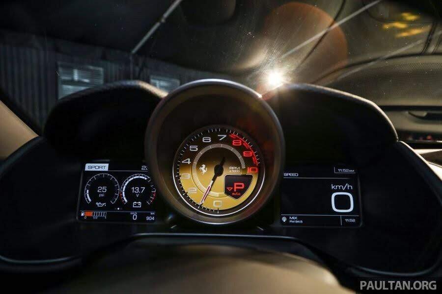 Ferrari Portofino chính thức được bán tại Malaysia với giá chỉ 5,46 tỷ VNĐ - Hình 12
