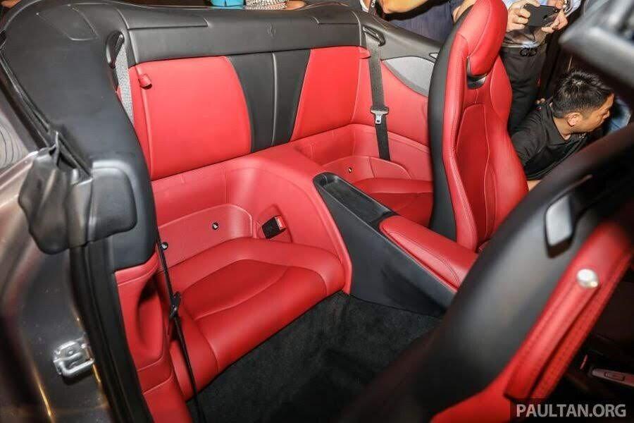 Ferrari Portofino chính thức được bán tại Malaysia với giá chỉ 5,46 tỷ VNĐ - Hình 13