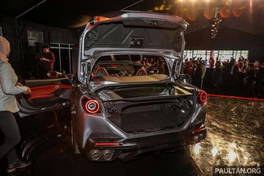 Ferrari Portofino chính thức được bán tại Malaysia với giá chỉ 5,46 tỷ VNĐ - Hình 15
