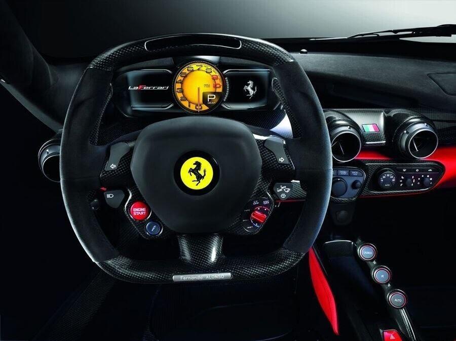 Ferrari sẽ giới thiệu một chiếc hybrid V8 sản xuất hàng loạt vào năm 2019 - Hình 3