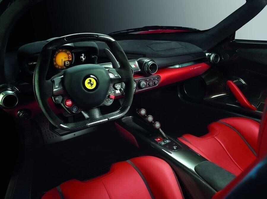 Ferrari sẽ giới thiệu một chiếc hybrid V8 sản xuất hàng loạt vào năm 2019 - Hình 4