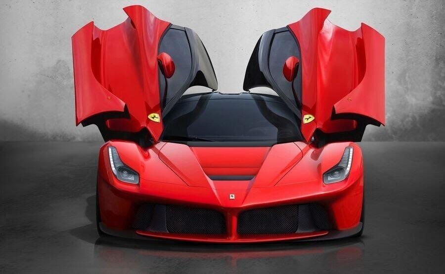 Ferrari sẽ giới thiệu một chiếc hybrid V8 sản xuất hàng loạt vào năm 2019 - Hình 5