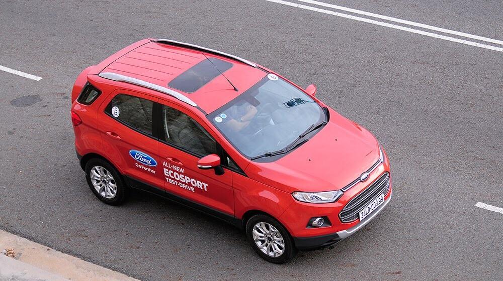 Ford EcoSport 2014 - Xe nhỏ thông minh dành cho đô thị - Hình 1