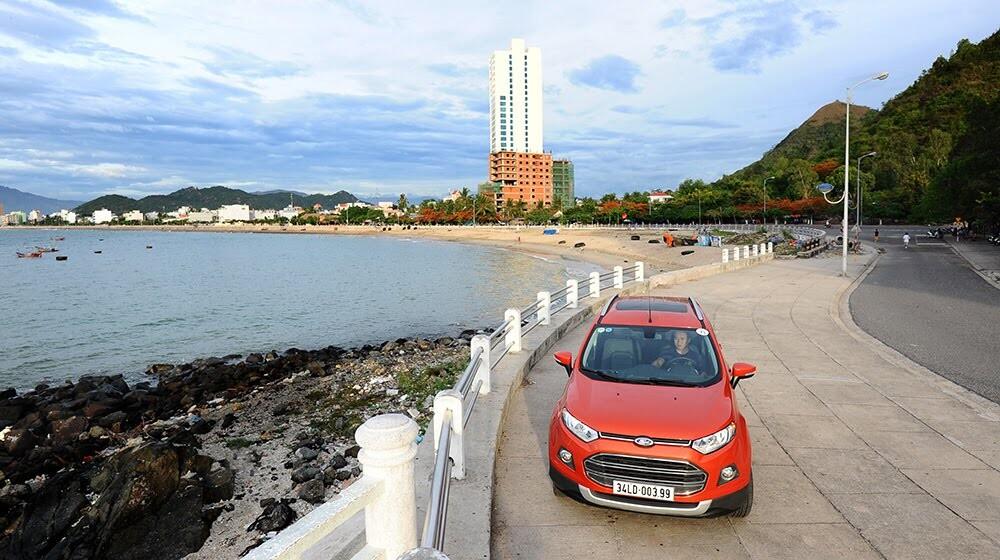 Ford EcoSport 2014 - Xe nhỏ thông minh dành cho đô thị - Hình 2