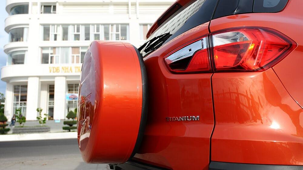 Ford EcoSport 2014 - Xe nhỏ thông minh dành cho đô thị - Hình 3