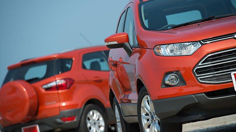 Ford EcoSport 2014 - Xe nhỏ thông minh dành cho đô thị - Hình 4