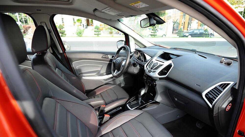 Ford EcoSport 2014 - Xe nhỏ thông minh dành cho đô thị - Hình 6