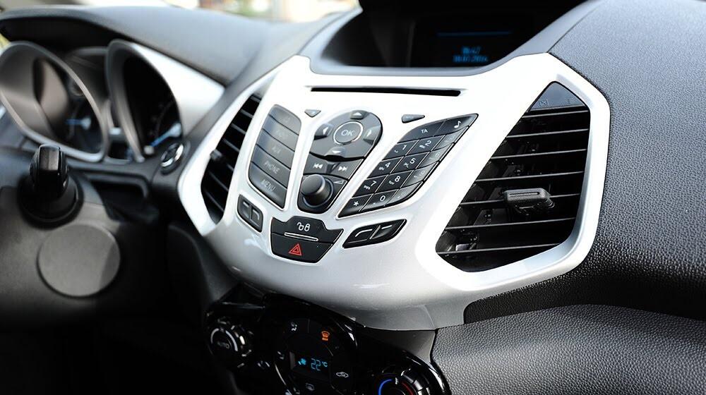 Ford EcoSport 2014 - Xe nhỏ thông minh dành cho đô thị - Hình 7