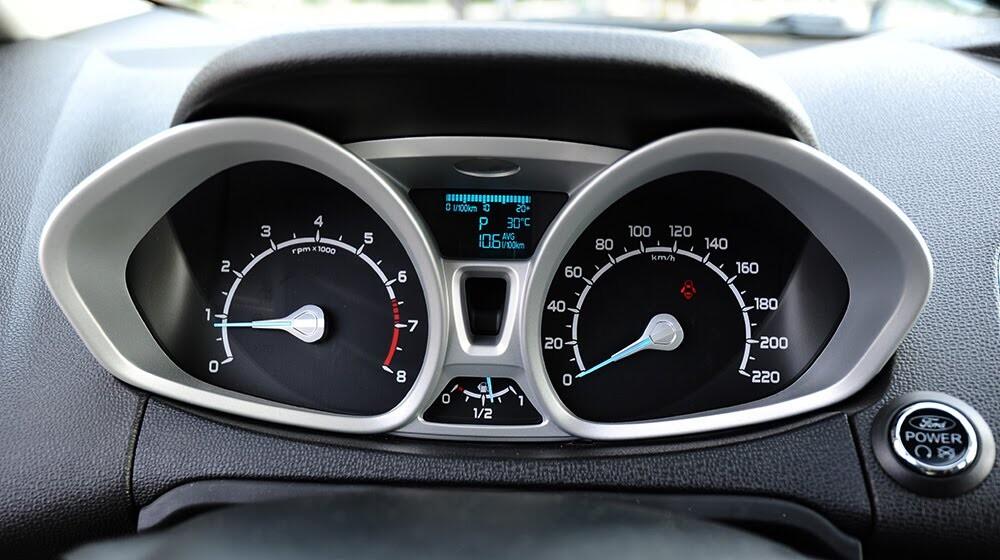 Ford EcoSport 2014 - Xe nhỏ thông minh dành cho đô thị - Hình 9