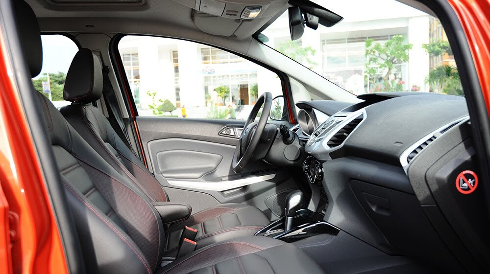 Ford EcoSport 2014 - Xe nhỏ thông minh dành cho đô thị - Hình 13