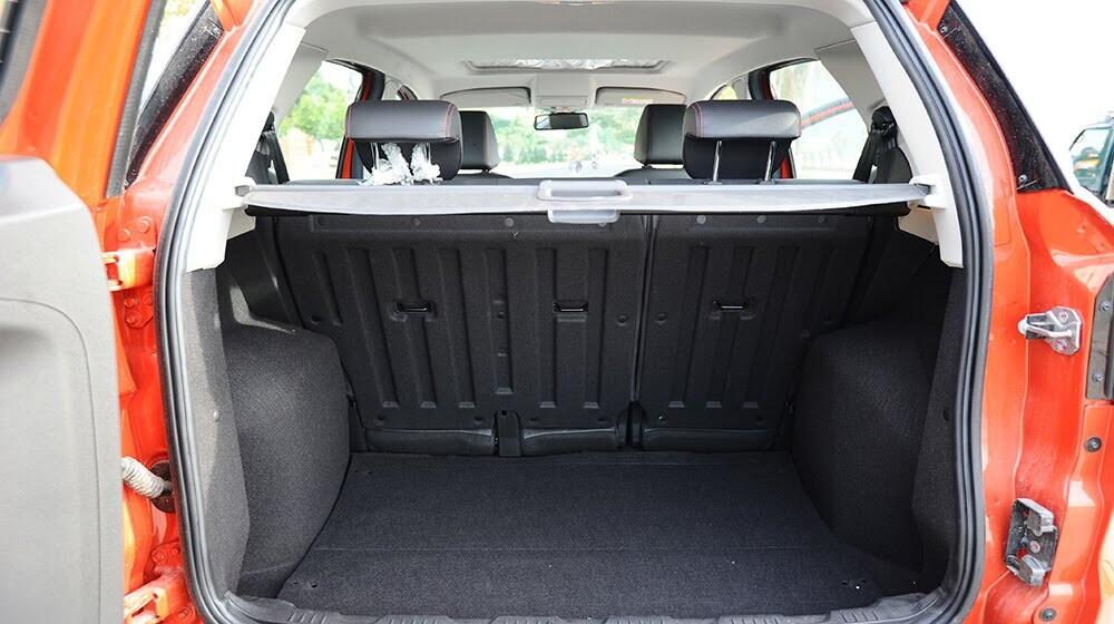 Ford EcoSport 2014 - Xe nhỏ thông minh dành cho đô thị - Hình 15