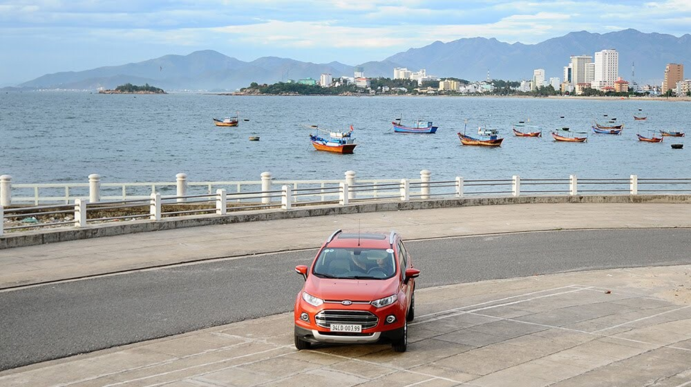 Ford EcoSport 2014 - Xe nhỏ thông minh dành cho đô thị - Hình 16