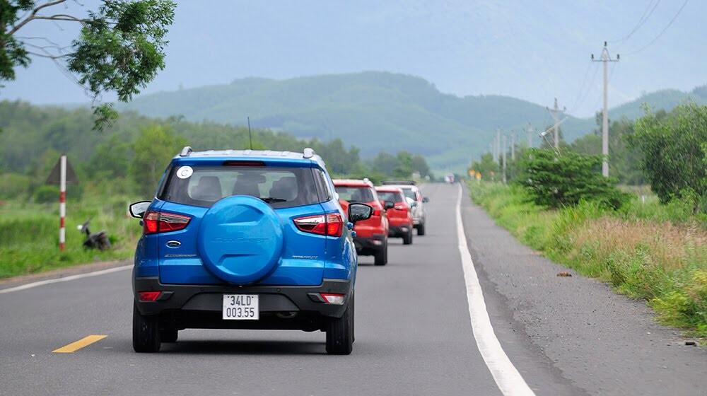 Ford EcoSport 2014 - Xe nhỏ thông minh dành cho đô thị - Hình 18
