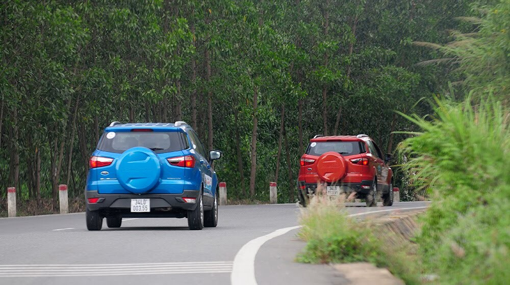 Ford EcoSport 2014 - Xe nhỏ thông minh dành cho đô thị - Hình 19