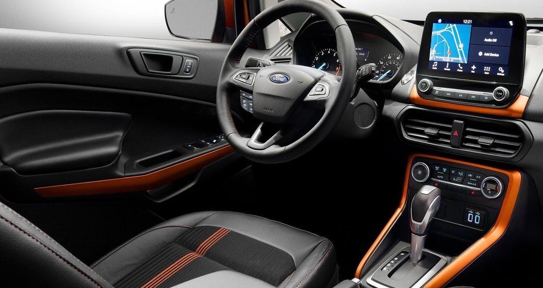 Ford EcoSport 2018 hoàn toàn mới chuẩn bị ra mắt khách hàng Việt - Hình 2