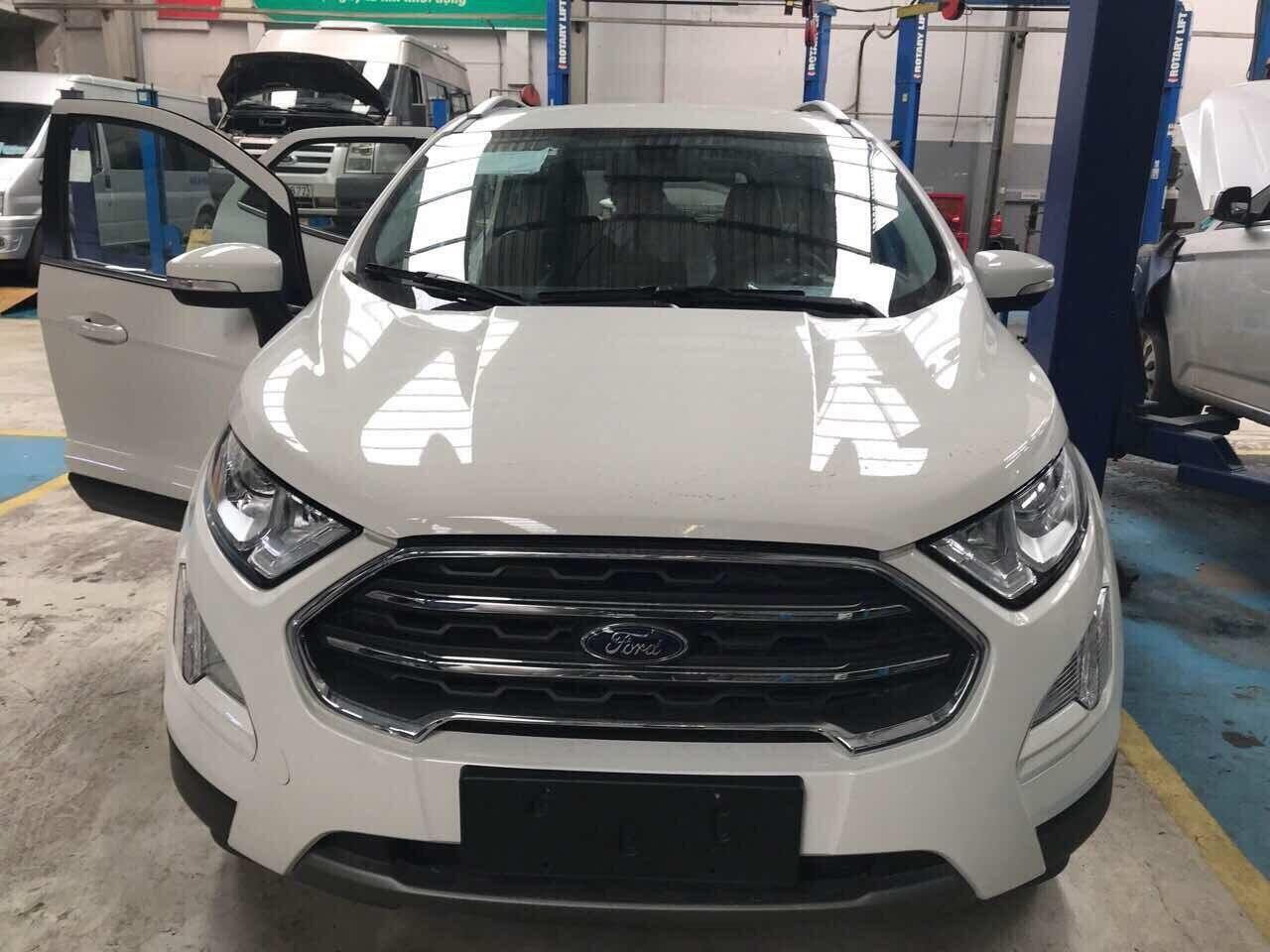 Ford Ecosport 2018 lộ diện trước ngày ra mắt tại Việt Nam, giá - Hình 1