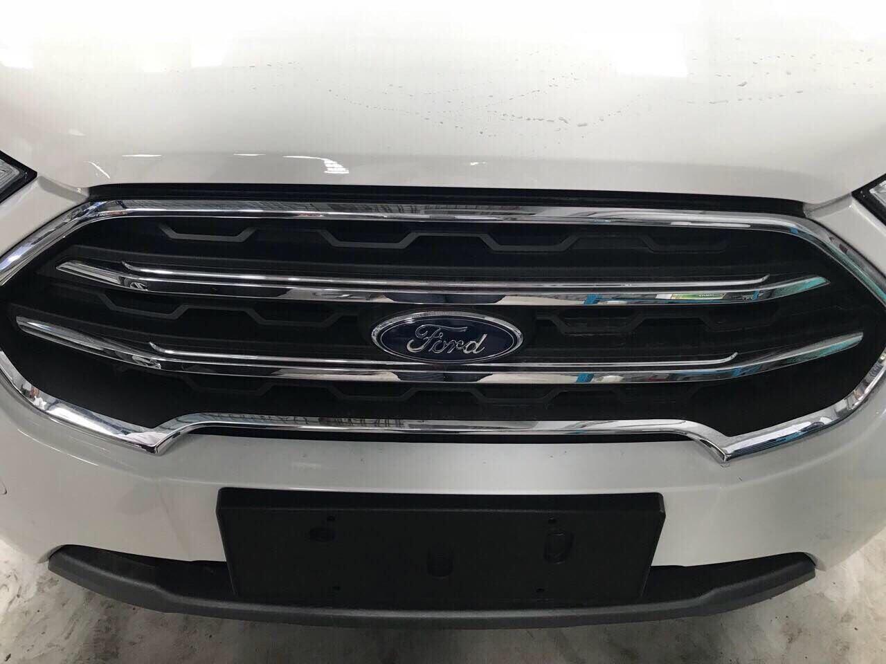 Ford Ecosport 2018 lộ diện trước ngày ra mắt tại Việt Nam, giá - Hình 2