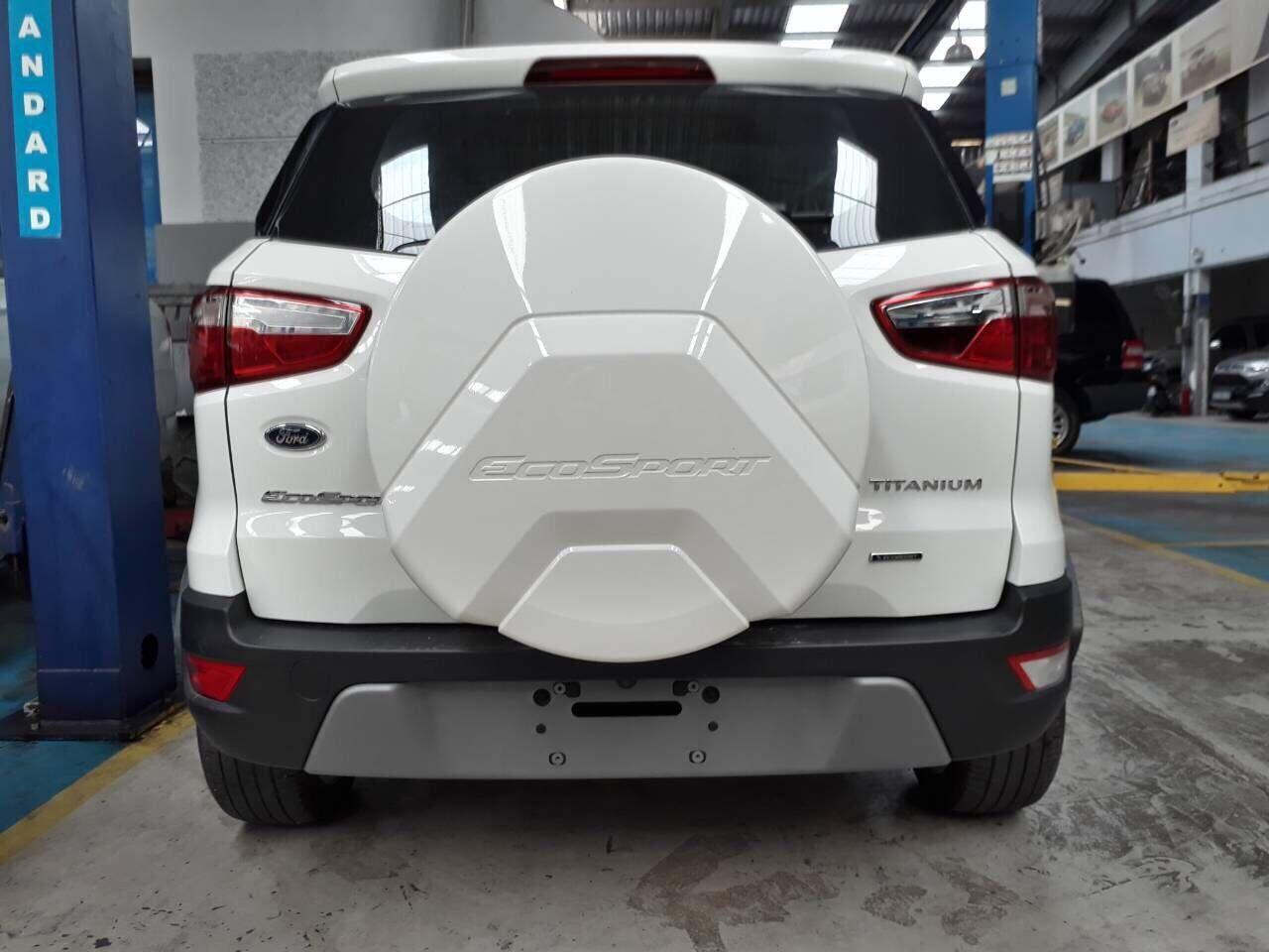 Ford Ecosport 2018 lộ diện trước ngày ra mắt tại Việt Nam, giá - Hình 3