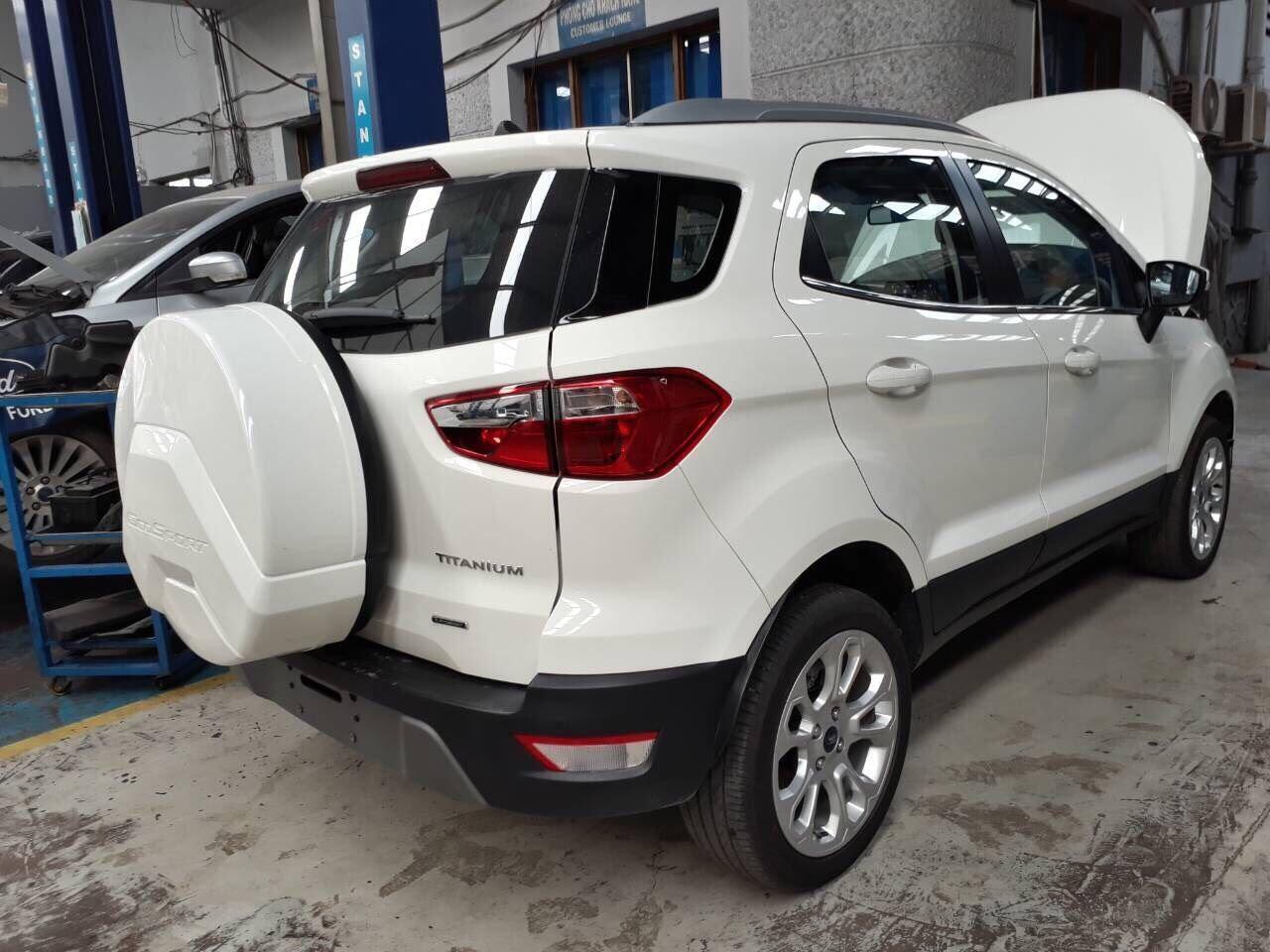 Ford Ecosport 2018 lộ diện trước ngày ra mắt tại Việt Nam, giá - Hình 11