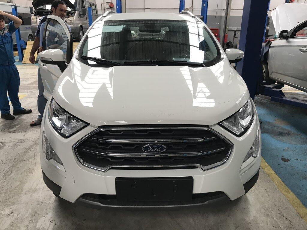 Ford EcoSport 2018 xuất hiện tại đại lý, giá tạm tính 665 triệu đồng - Hình 2