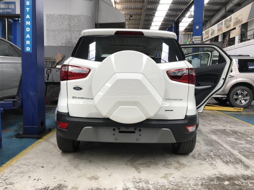 Ford EcoSport 2018 xuất hiện tại đại lý, giá tạm tính 665 triệu đồng - Hình 3