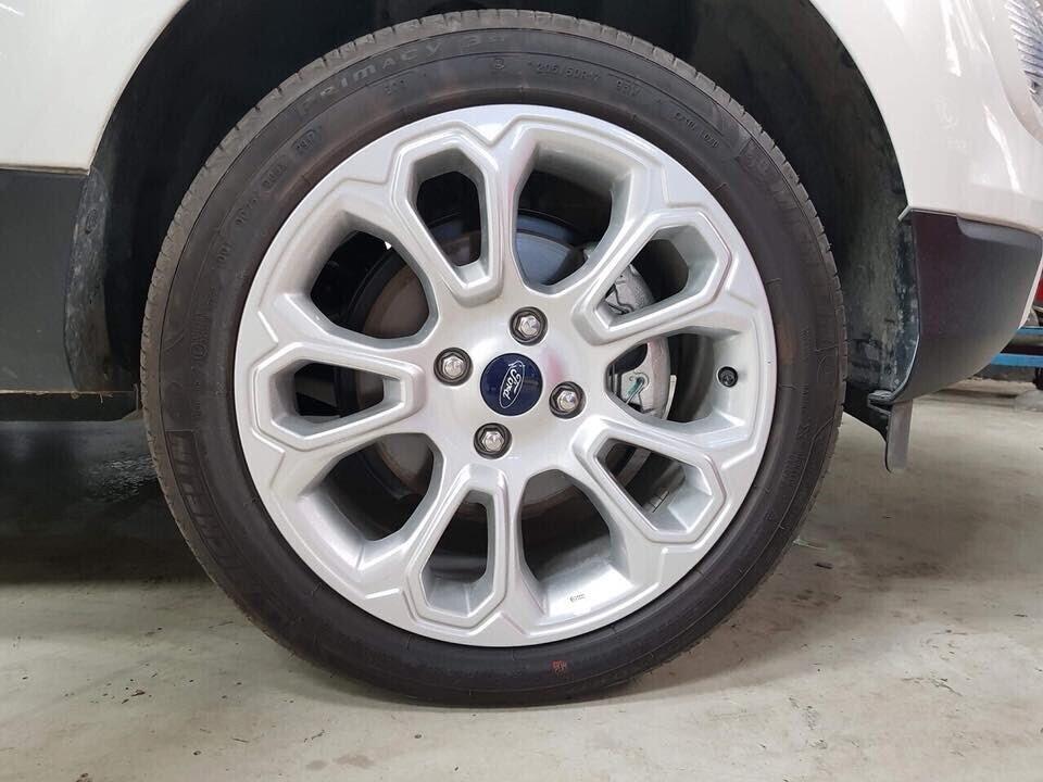 Ford EcoSport 2018 xuất hiện tại đại lý, giá tạm tính 665 triệu đồng - Hình 5