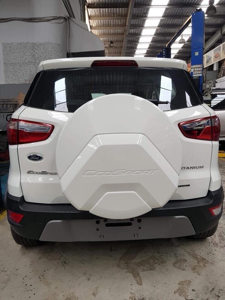 Ford EcoSport 2018 xuất hiện tại đại lý, giá tạm tính 665 triệu đồng - Hình 23