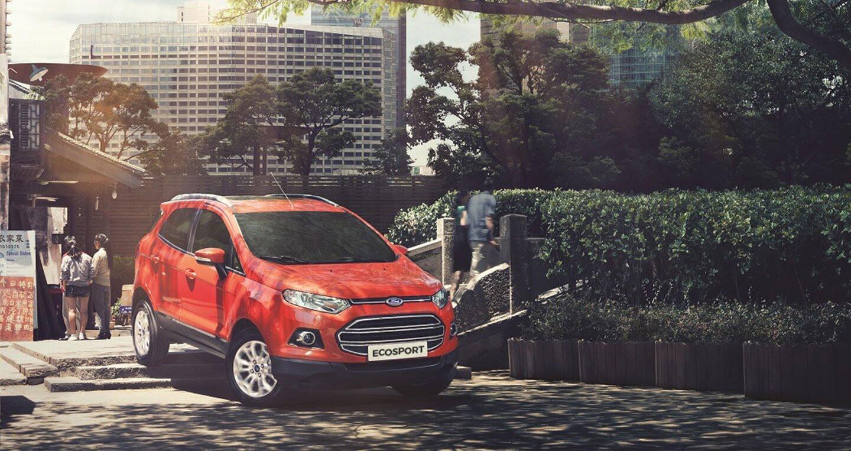 Ford EcoSport, Fiesta và Focus đồng loạt giảm giá tại Việt Nam - Hình 1