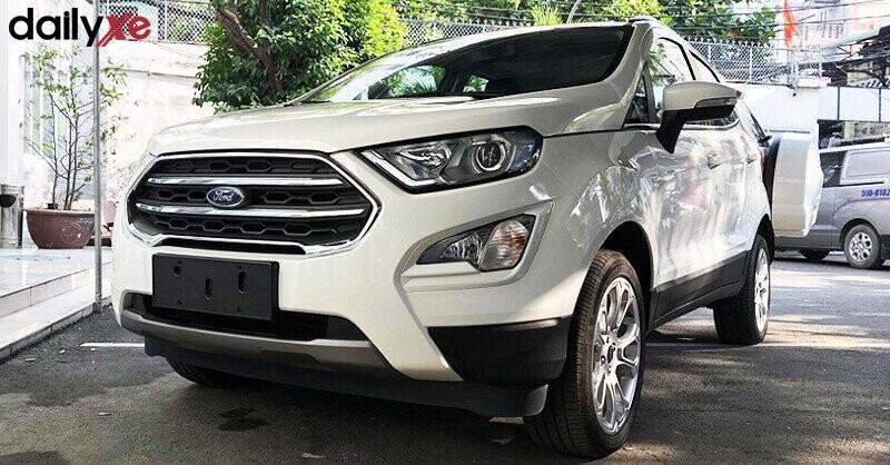 Tổng quan Ford Ecosport