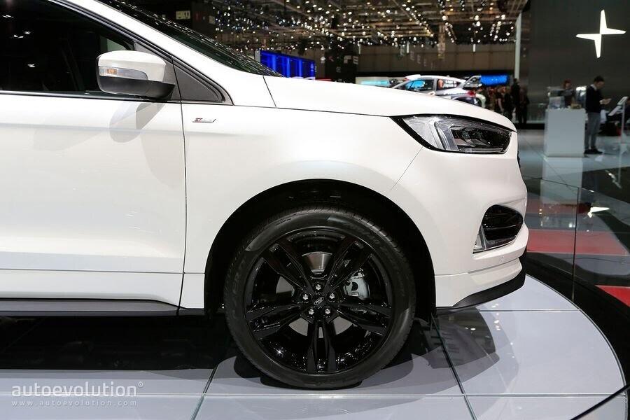 Ford Edge ST-Line 2019 chính thức ra mắt khách hàng châu Âu - Hình 3